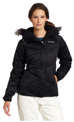 Women's Lay 'D' Down Jacket from Columbia