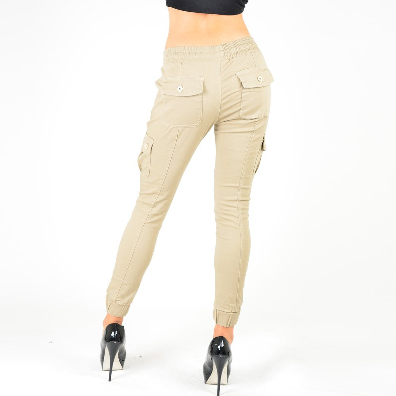 Womens jogger cargo pants