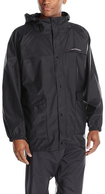 PVC Waterproof Coat