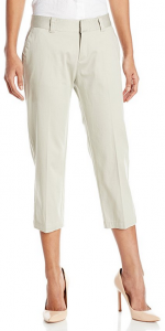 Dockers Women's Detail Pocket Stretch Capri Pant