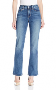 NYDJ Women's Petite Barbara Bootcut Jean In Stretch Indigo Denim