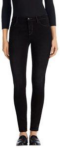 J Brand 620 Mid-Rise Super Skinny Denim Jeans