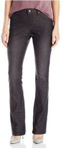 HUE Women's Essential Denim Bootcut