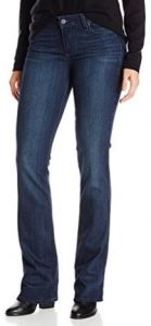 PAIGE Women's Manhattan Boot Jeans