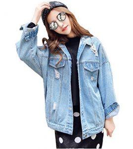 Marolaya Oversized Denim Jacket