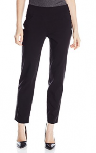 Ruby Rd. Women's Petite Pull-On Solar Millennium Super Stretch Pant