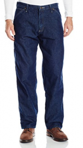 Wrangler Authentics Men's Fleece Lined Carpenter Pant