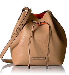 Steve Madden Bjamba Mixed Media Crossbody Bag
