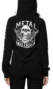 Metal Mulisha Junior's the Devil Made Me Do It Pullover Hoodie