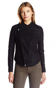 Dolce Vita Women's Brushed Faux Leather Aiden Jacket