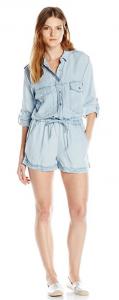 Sanctuary Clothing Women's Soft Surplus Tencel Romper